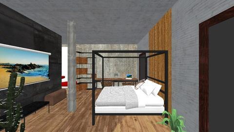 Prasnik spalna B - Bedroom - by dlhagi