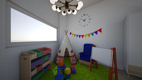 haha end - Kids room - by fjhkhg