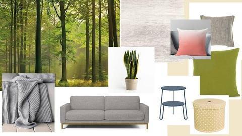 living room  - by Terka90