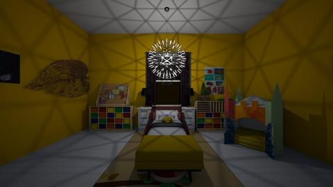My Baby Brothers Design  - Kids room - by WaughCat