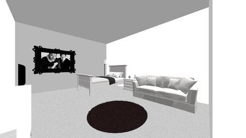 dormitorio - Bedroom - by Jayla16