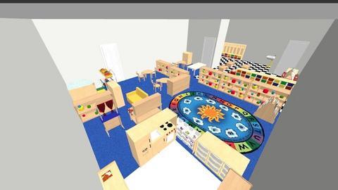 my preschool room  - Kids room - by 726EE1DD15630B0854426E5D5CE6EADEC62