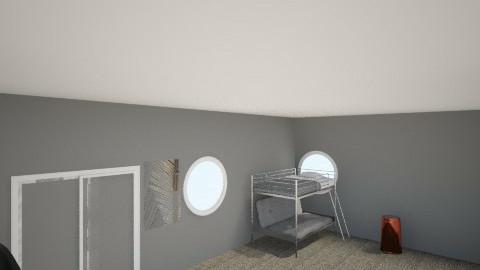 My room - by RyanEdquist