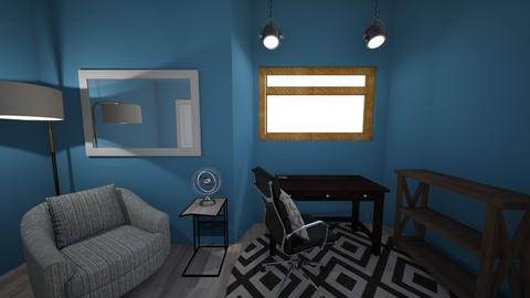 1 Point Perspective Room - Living room - by CHess0806