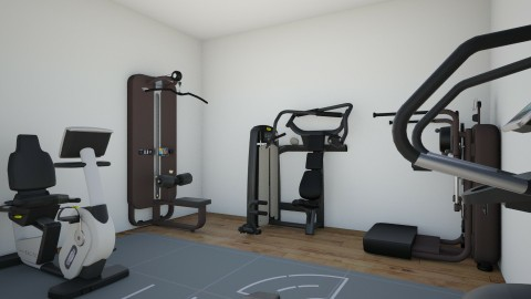 gym - Modern - by bov