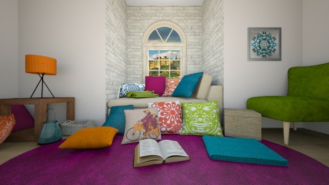 Pillows - Bedroom - by Paean