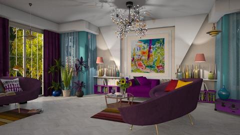 Matisse - by ZsuzsannaCs