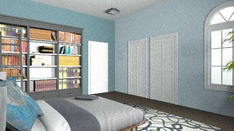 Final Master Bedroom - Bedroom - by designluvr