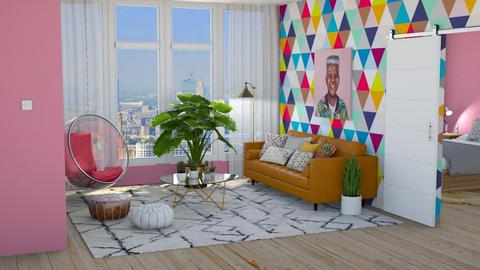 Boho 2 Remix - Living room - by lovedsign