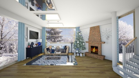 Christmas is coming - Living room - by deleted_1536076557_Nicol26