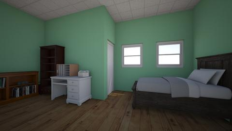 My room - Modern - Bedroom - by Cordelia Tierno
