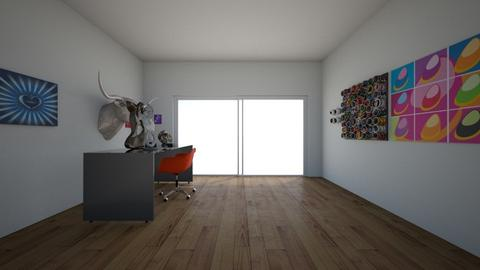 art office - Global - Office - by house4159