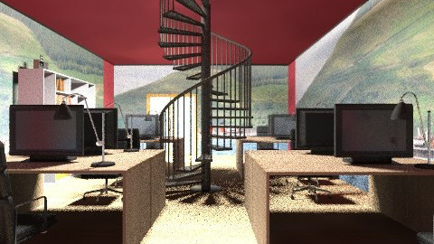 office - Office - by Matthew Lindsay Smith
