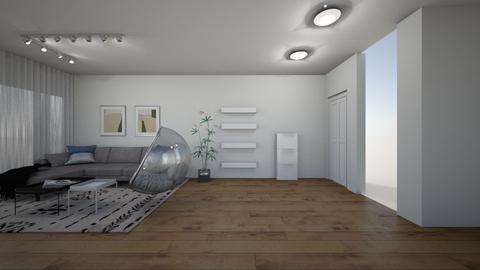 Yossi ben zaken 5 - Living room - by erlichroni