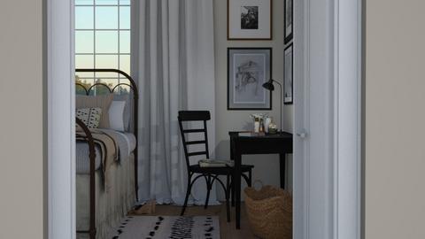 Chamber - Bedroom - by Tuija