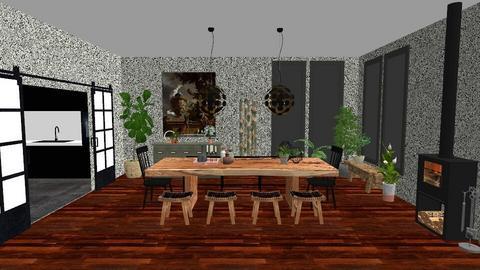 tjyf - Dining room - by TRMVM