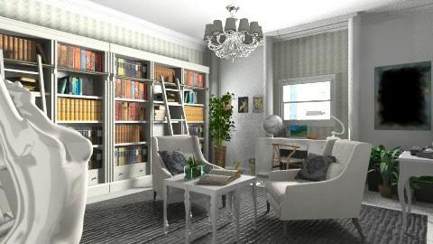 studio - Classic - Office - by carlita