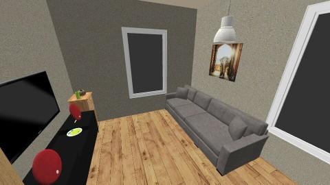 Living room - by Artjom