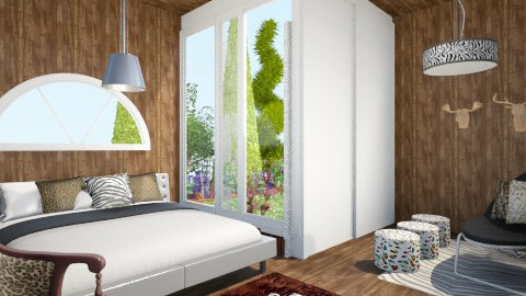 Bedroom PLUS - Country - Bedroom - by LaValentina