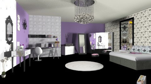 purple dream  - Glamour - Bedroom - by deleted_1562416791_ebruu
