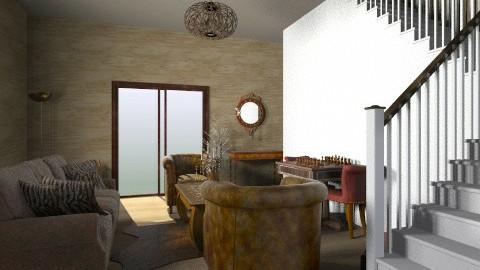 antigui - Living room - by Naimegouveia