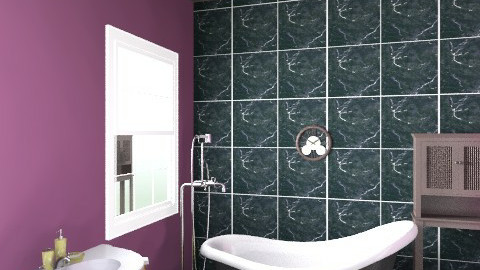 my bathroom - Eclectic - Bathroom - by lisaclarkuk