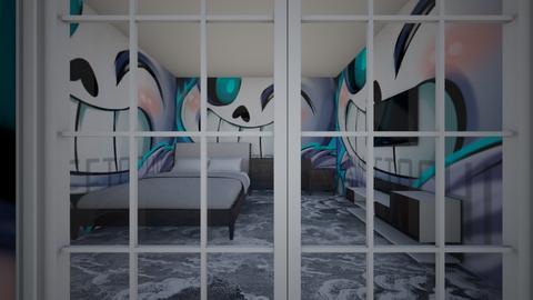 jeremy 212  - Bedroom - by jhembry