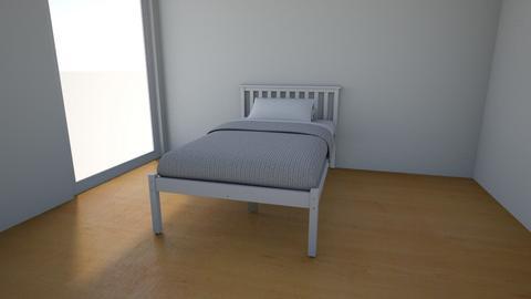 bedroom - Modern - Bedroom - by redha90