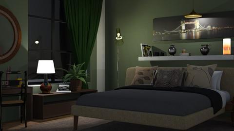 M_Eterno - Bedroom - by milyca8