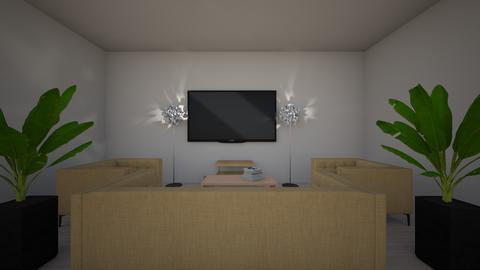 Wesley Living Room - Living room - by laurenluka