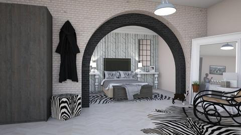 IP Diego calm - Global - Bedroom - by donella