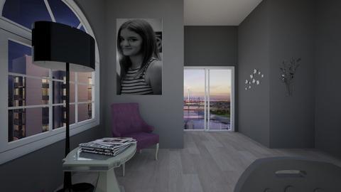 Arhitektonska soba - by kosarka3