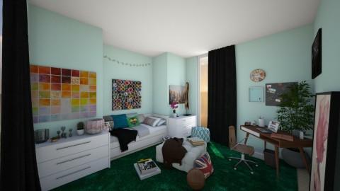 SiMpLe 2 - Bedroom - by Jasmine Marquez_842