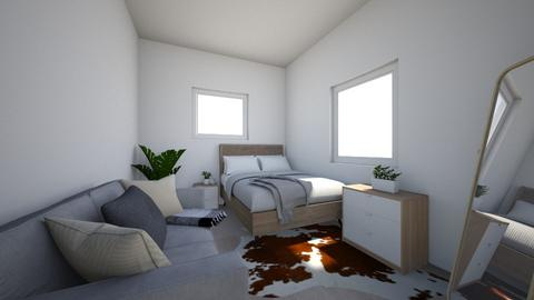 Bellas Room - Bedroom - by bellacorchis