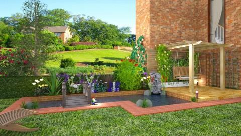 my garden - Classic - Garden - by donella