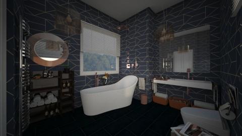 Bathroom - by camilla_saurus