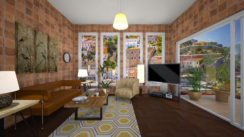 Bijoux - Living room - by VeroDale