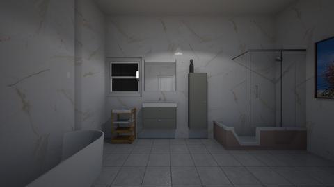 DreamRoom - Bedroom - by zohalrezaie