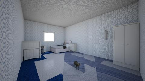 My room - Modern - Bedroom - by Kim_Taehyung10