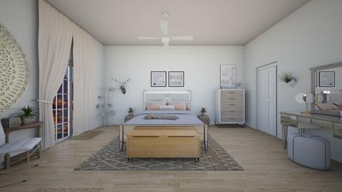 beiger - Bedroom - by denathoman