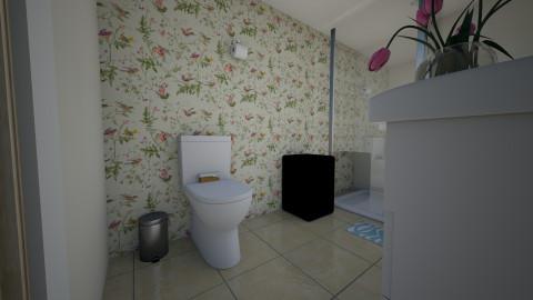 dpto mavi - Vintage - Bathroom - by Mavi Tarascio