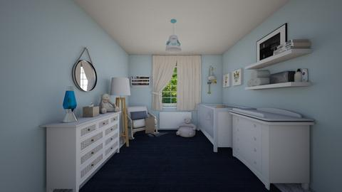 Nursery - Modern - Kids room - by irug19_