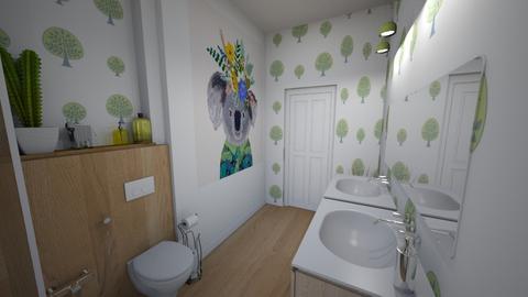 zxxz - Bathroom - by fed85
