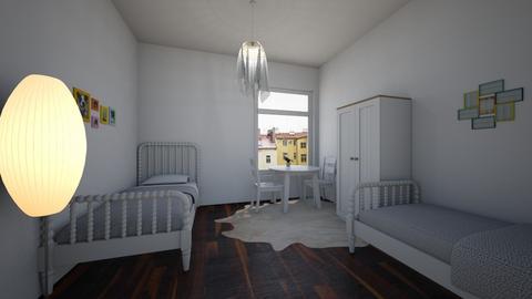 Location - Minimal - Bedroom - by Twerka