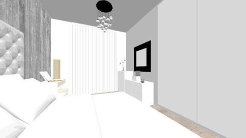 bedroom - Modern - Bedroom - by ella_ella91