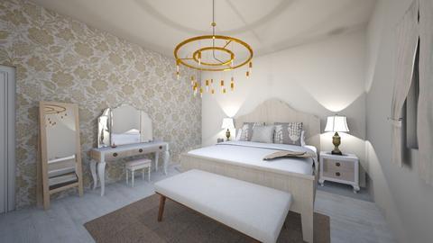 rrrr - Bedroom - by Rahaf123bawadri