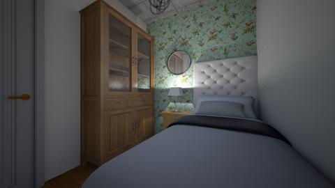 memme magamistuba - Bedroom - by railin