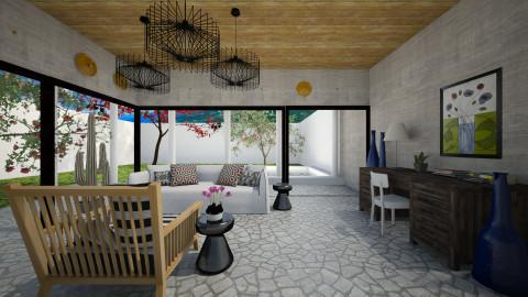 Outdoor Den - Modern - Garden - by 3rdfloor