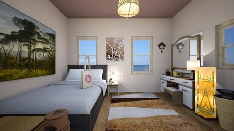 celia bedroom - Minimal - Bedroom - by chime