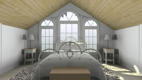 Bedroom ran bedroom - Rustic - Bedroom - by yoban